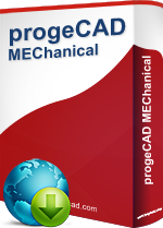 progeCAD MEChanical