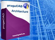 progeCAD Architecture box