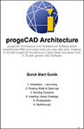progeCAD Architecture - English quickstart guide