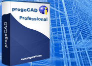 progeCAD Professional box