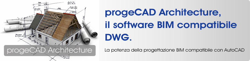 progeCAD Architecture BIM alternativa revit
