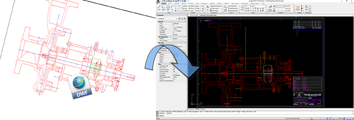 DWG TrueView and other CAD file viewers