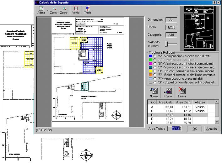 Docfa plugin autocad docfa for Software per planimetrie